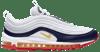 Air Max 97 'Platinum Navy Orange'
