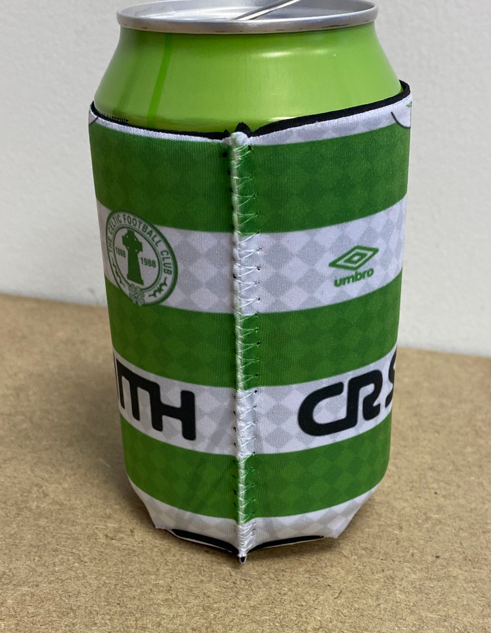 Celtic Home Centenary Can Cooler Sleeve