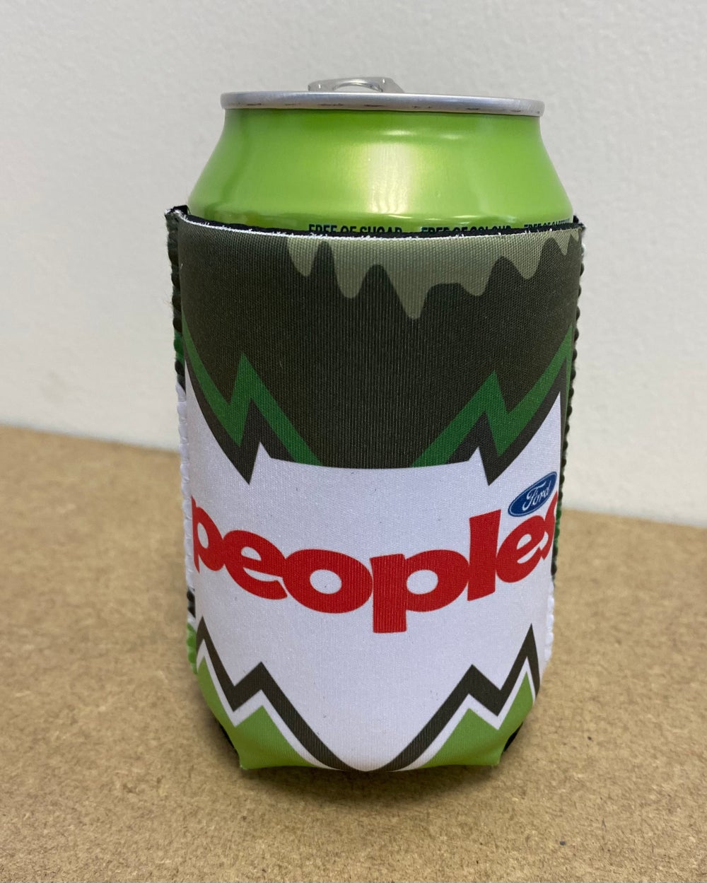 Celtic 91/92 Away Can Cooler Sleeve