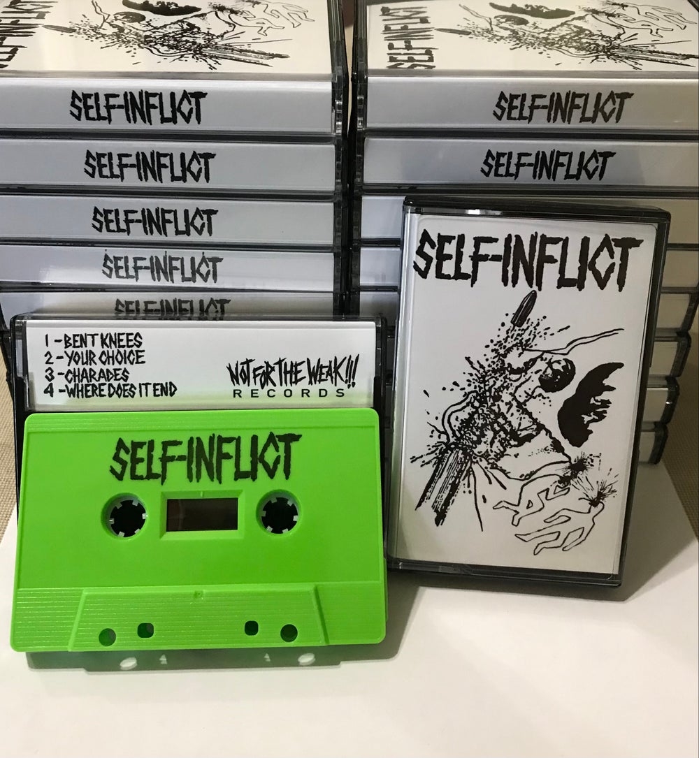 SELF-INFLICT DEMO TAPE