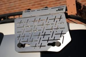 Image of FJ Cruiser Side Load Access Panel™ v2 for Stock Tube Rack