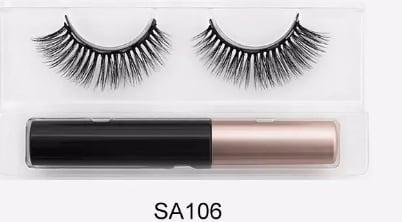 Image of Magnetic Eye Lash styles 104-108