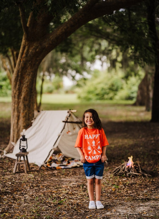 Image of Little Kid Camping Minis