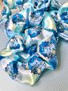Water Dragon - Scrunchie