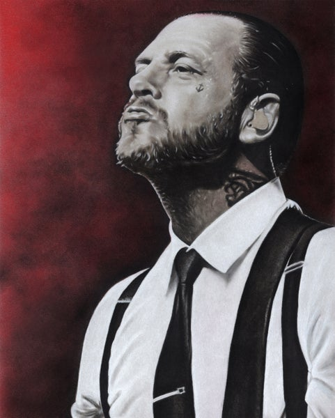 Image of Mike Ness - Limited Edition of 25