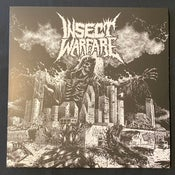 Image of Insect Warfare - World Extermination LP