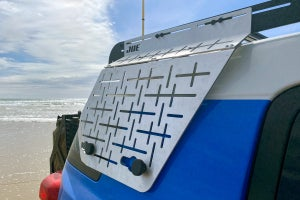 Image of FJ Cruiser Side Load Access Panel™ v2 for Prinsu Design/Sherpa