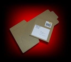 Image of 10 Emballages postaux pour 45 Tours [1 à 3 vinyles]