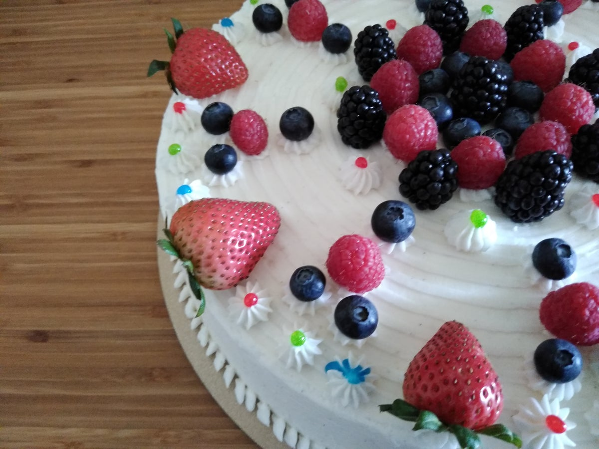 DELIVERY:  Vegan Tres Leches Cake - DELIVERY ONLY