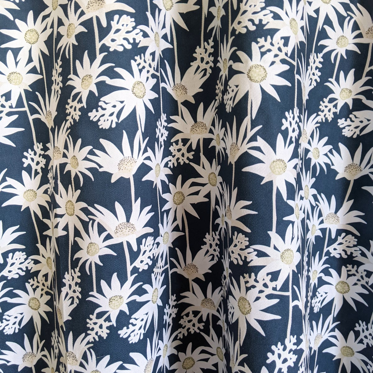 Image of Maxi Skirt - Flannel Flowers