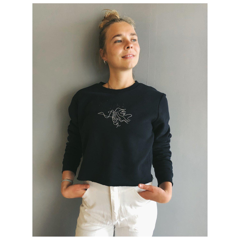 Image of LOOKING INTO THE CREEK - Sweatshirt