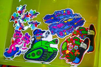 Image of Zekedidit Sticker Pack