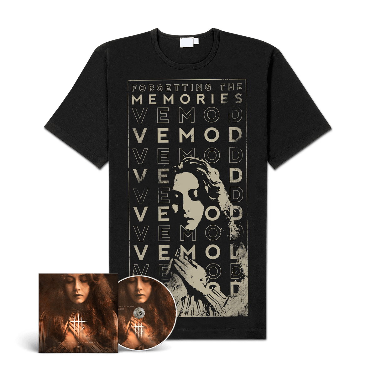 """Image of Forgetting The Memories """"Vemod"""" CD-Bundle"""