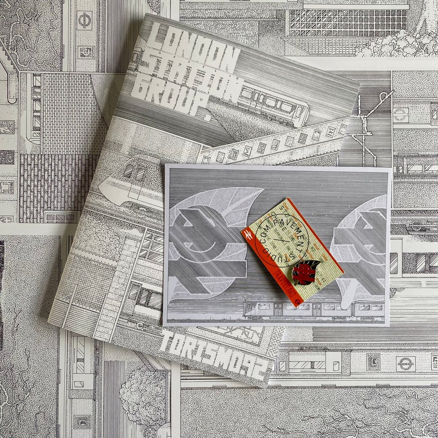 Image of London Station Group Pack - Torismo.92