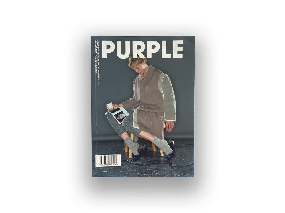 Purple Fashion - Issue 2