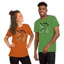 Trust Fall | Unisex T-Shirt in Mono