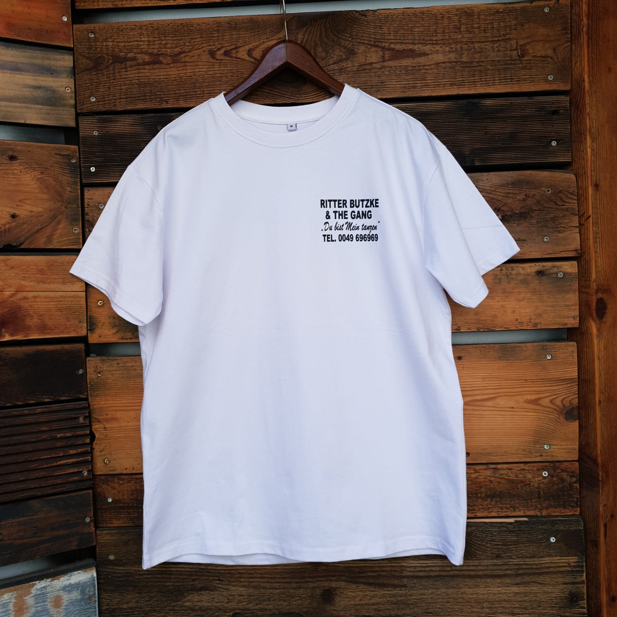 """""""Ritter Butzke & The Gang"""" Shirt - Designed by Niconé"""