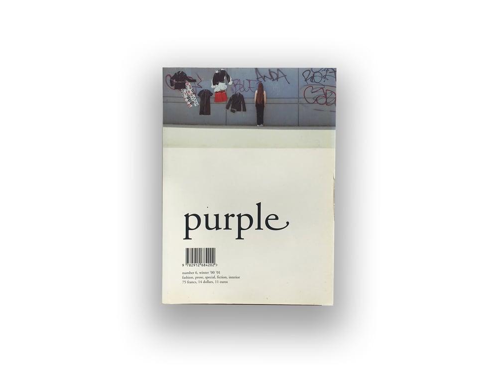 Purple Fashion Issue 6