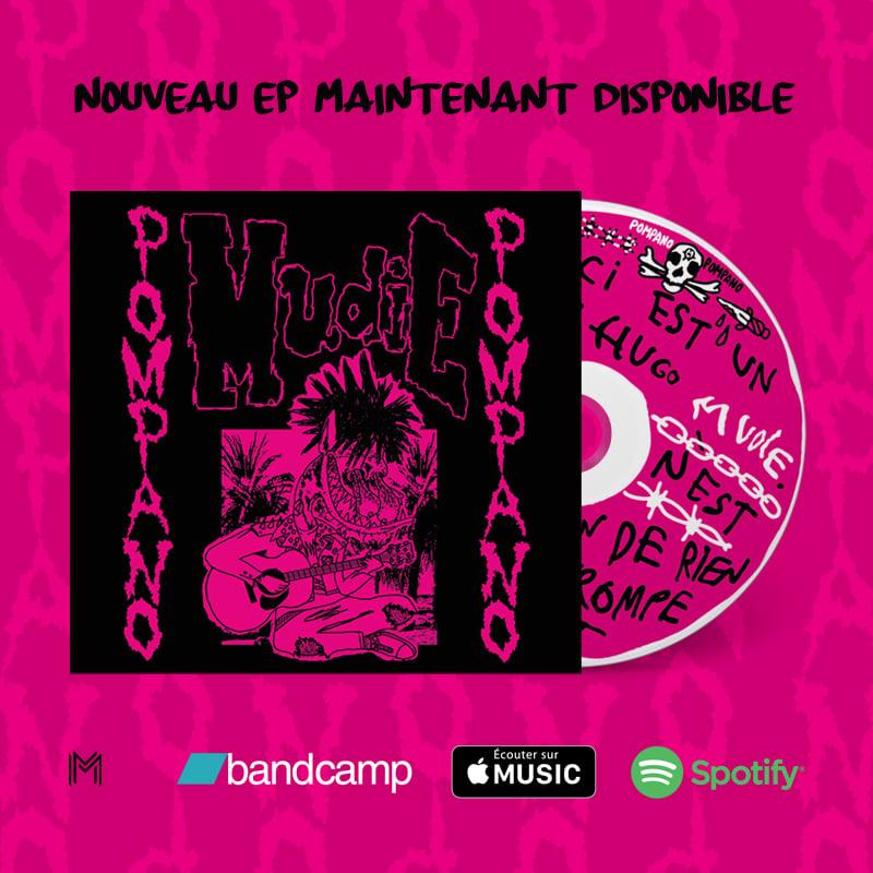 Image de Pompano - CD