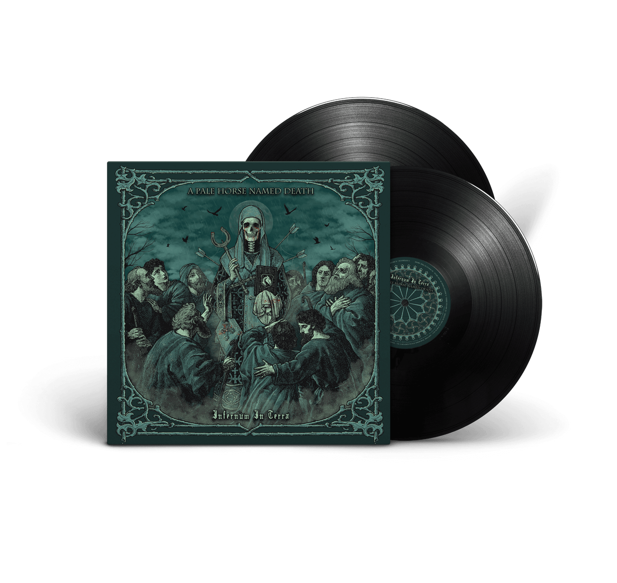 """Image of A Pale Horse Named Death """"Infernum In Terra"""" LP"""