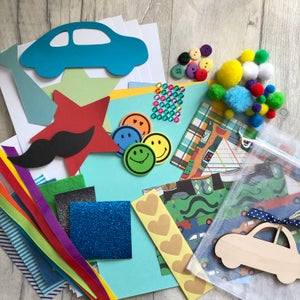 Image of Father's Day make your own Cards & Gift