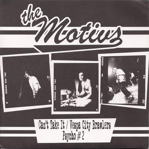 "The Automatics / The Motivs - Split (7"")"