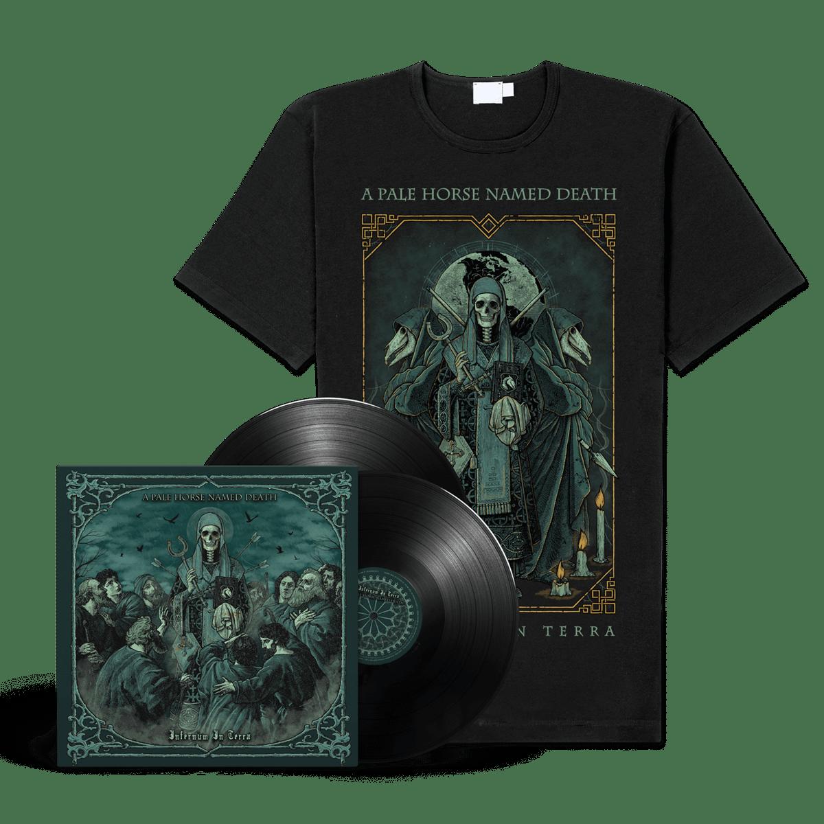 "Image of A Pale Horse Named Death ""Infernum In Terra"" LP-Bundle"