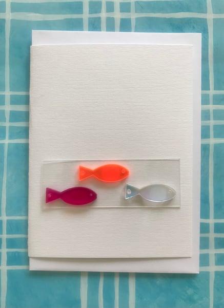 Image of Acrylic Fish