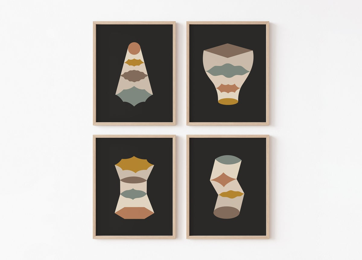 Image of Impossible Shapes - Complete Set