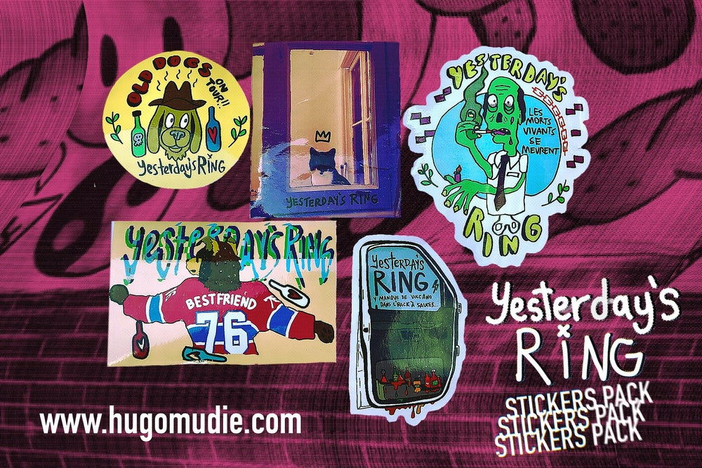 Image de Yesterday's Ring Stickers bundle