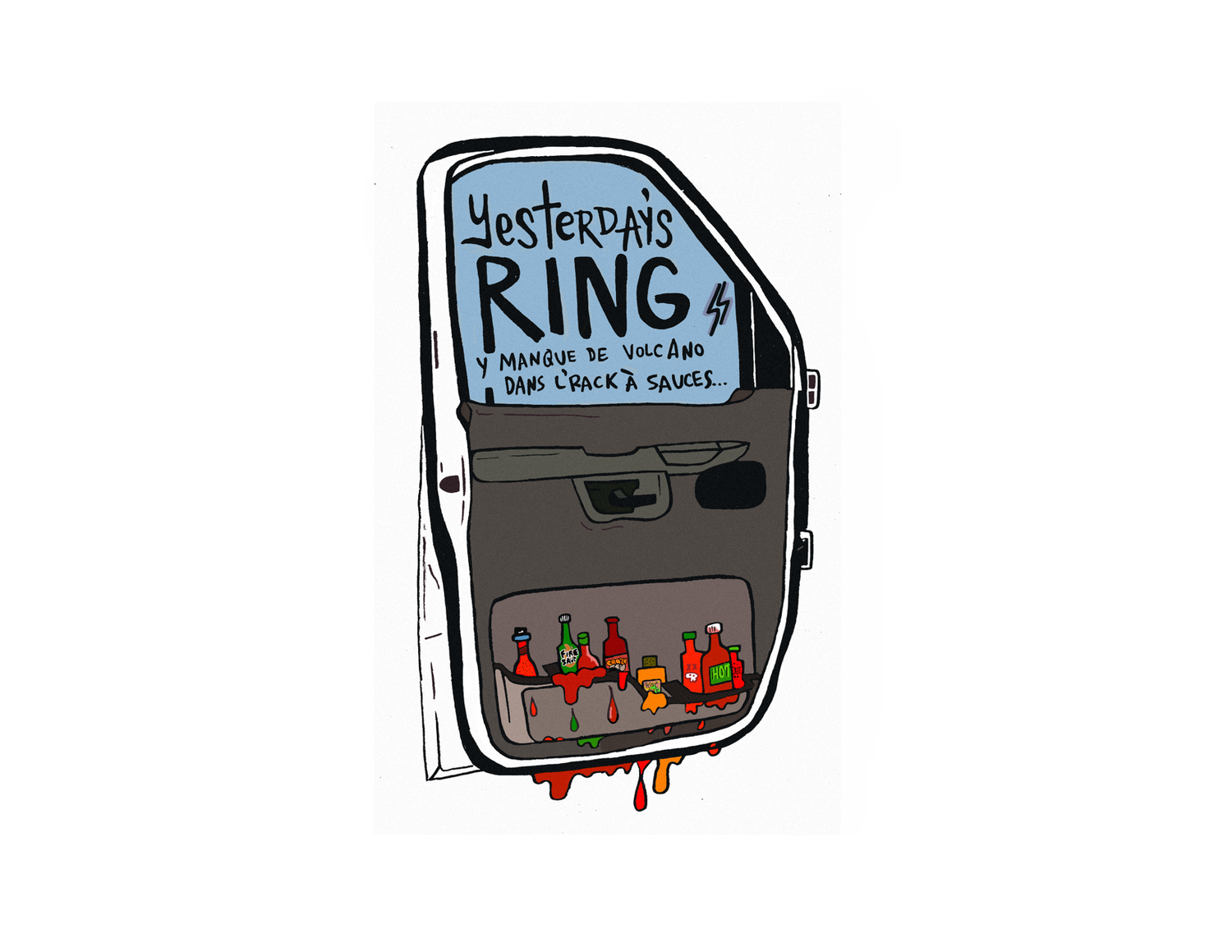 Image of Yesterday's Ring Stickers bundle