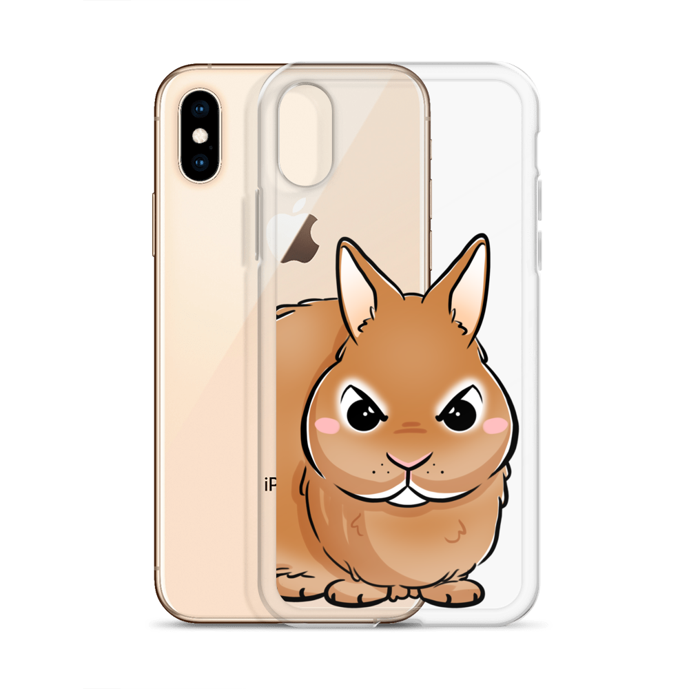 Image of *New* Bollo 'Angy' iPhone Case