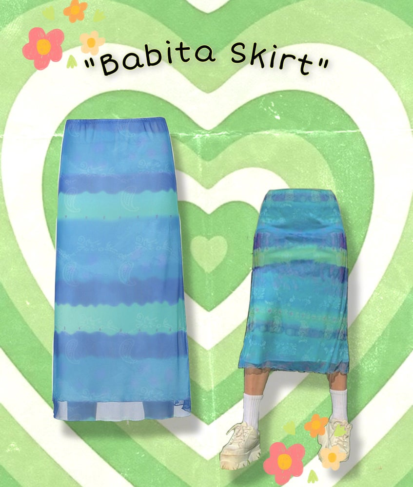 Image of Babita Skirt