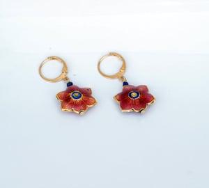 Image of Clandestine - *NEW* - Collection Fleurs Cloisonnées