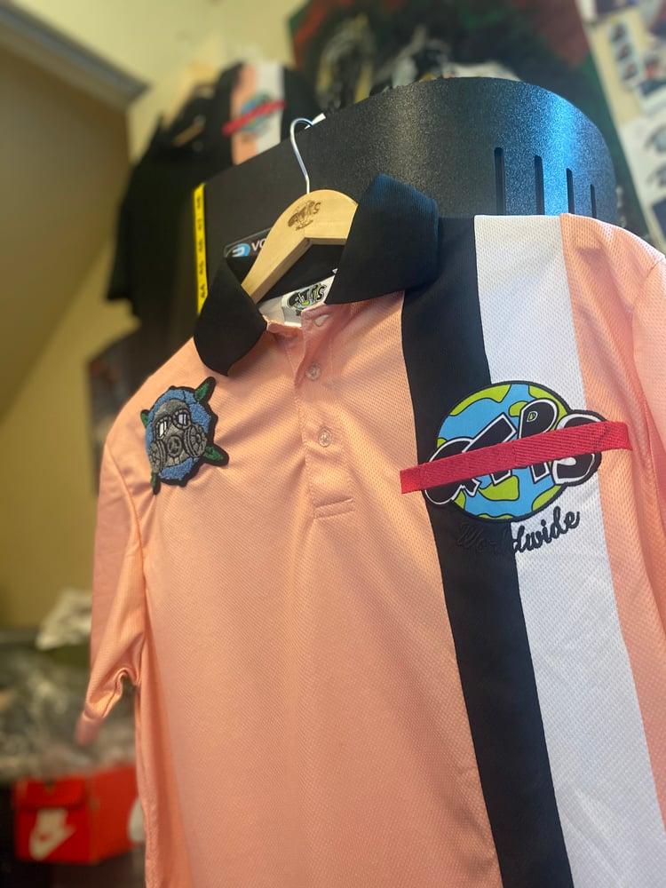 "Image of QTRS ""Kickin Flavor"" Soccer Jerseys"