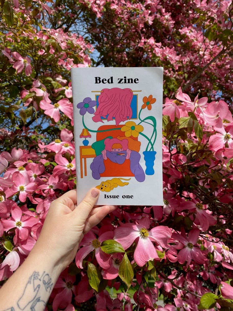 Image of Bed Zine Issue One