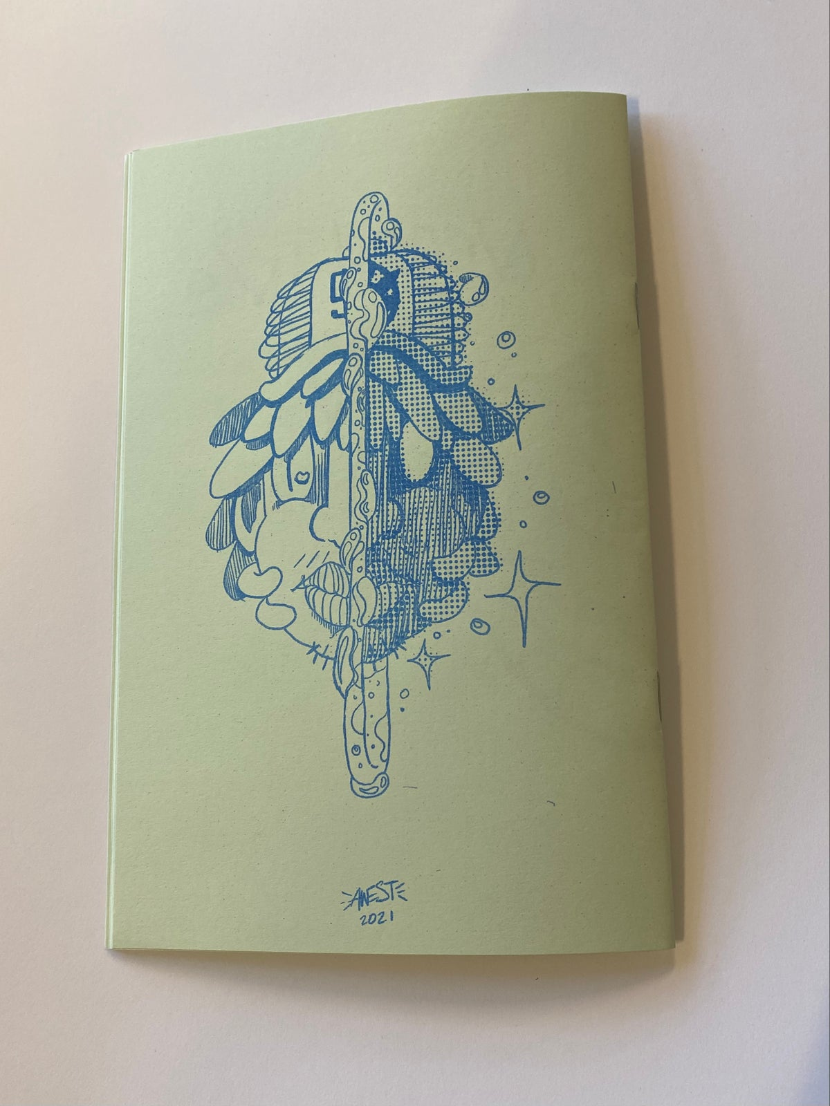 GRIOT AMERICANA the zine SECOND EDITION