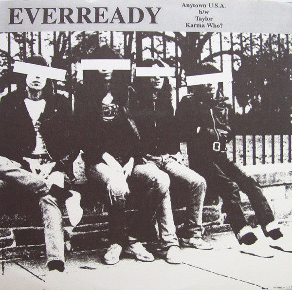 """Everready – All Time Low E.P. (7"""")"""