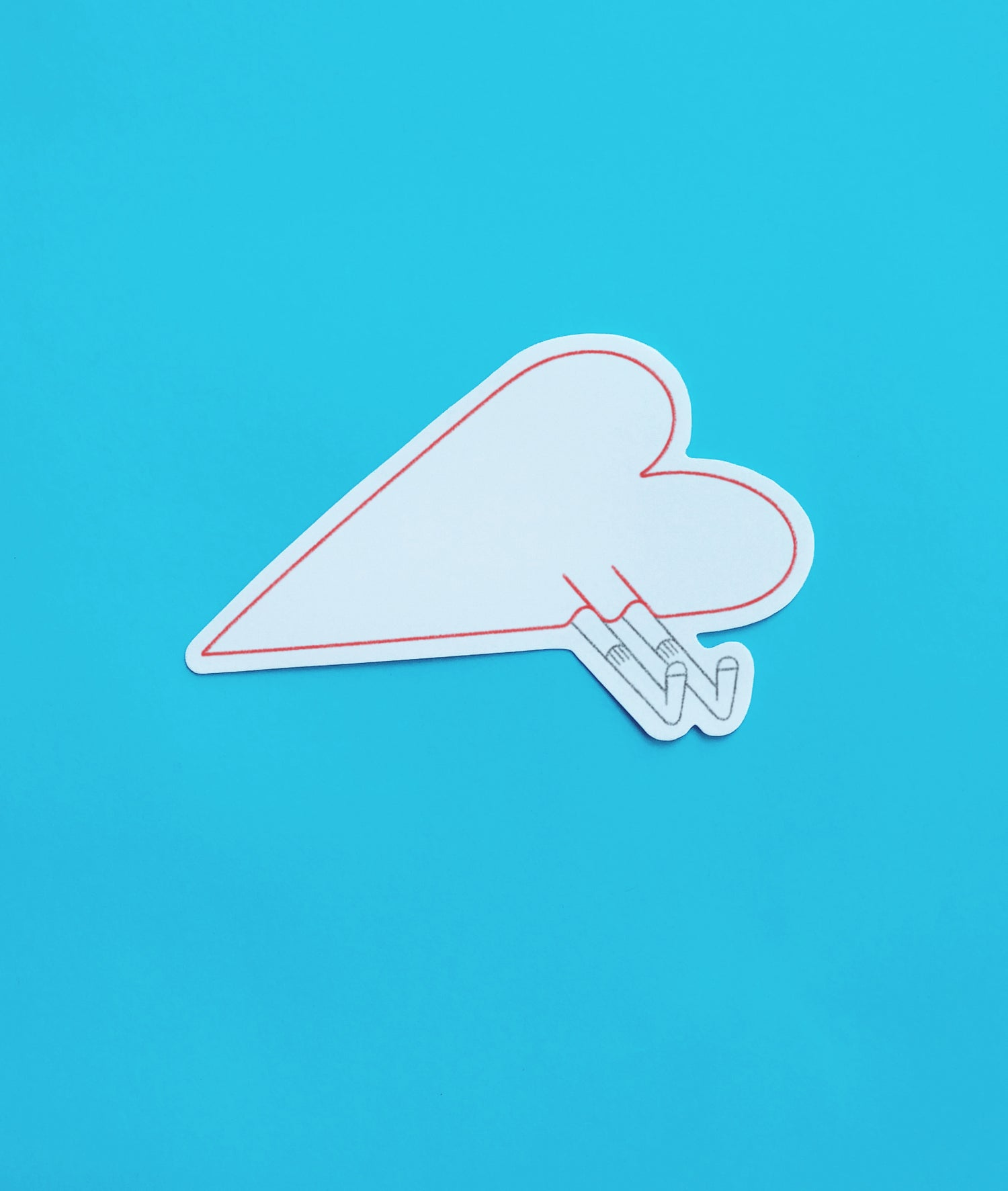 Resting Heart Rate Sticker