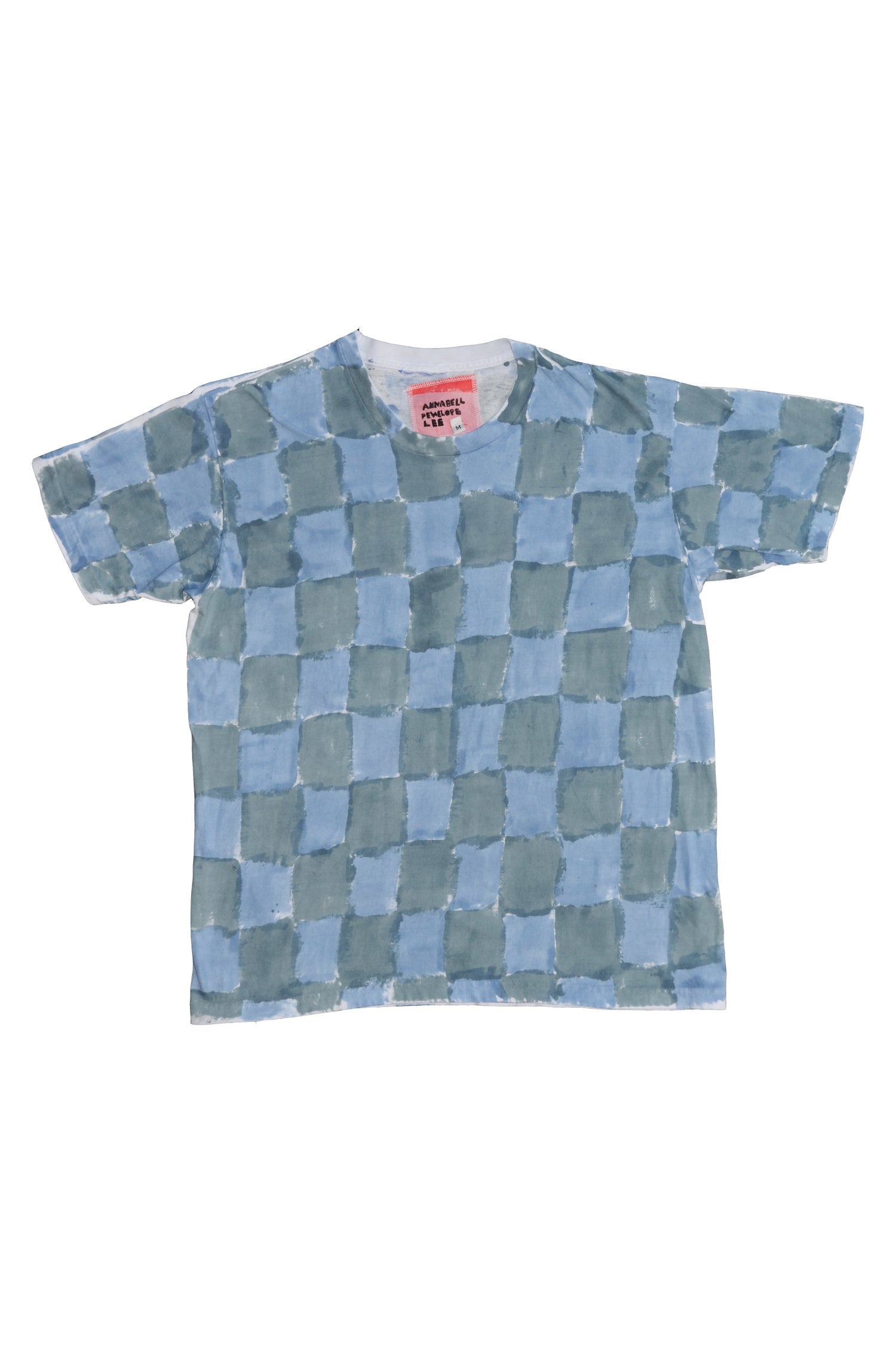 Image of blue and grey M/L