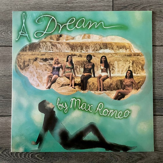Image of Max Romeo - A Dream Vinyl LP