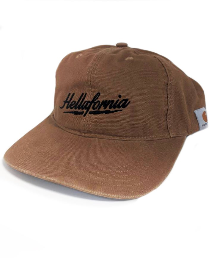 Image of Carhartt unstructured dad cap