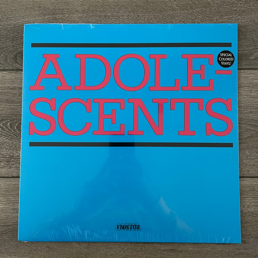 Image of Adolescents - Self Titled Vinyl LP