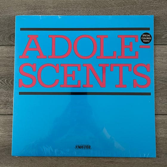 Image of Adolescents - Self Titled Vinyl LP