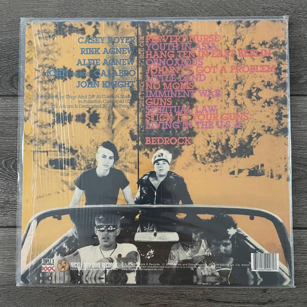 Image of D.I. - Horse Bites Dog Cries Vinyl LP