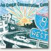 "Jon Cougar Concentration Camp – 8 West (7"")"