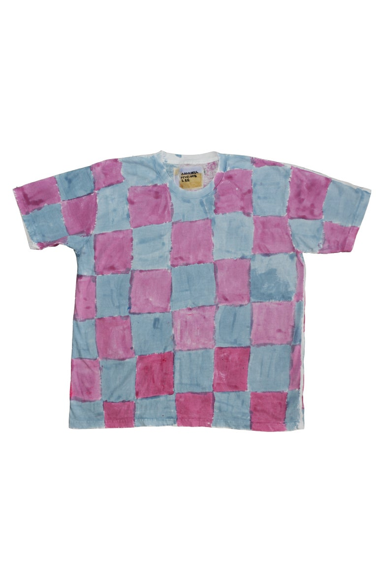 Image of peony and blue classic XL