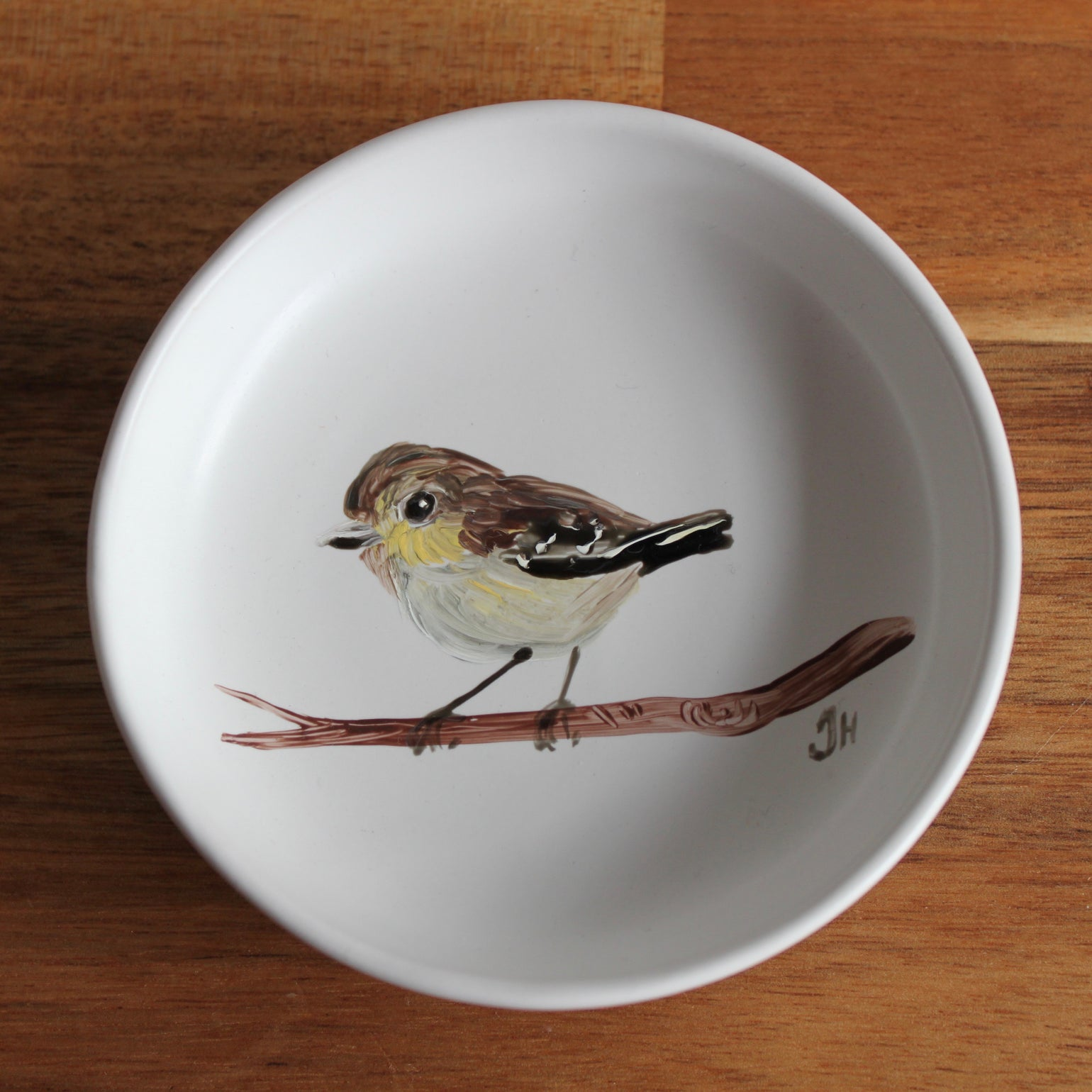 Image of Forty-spotted Pardalote Trinket Dish