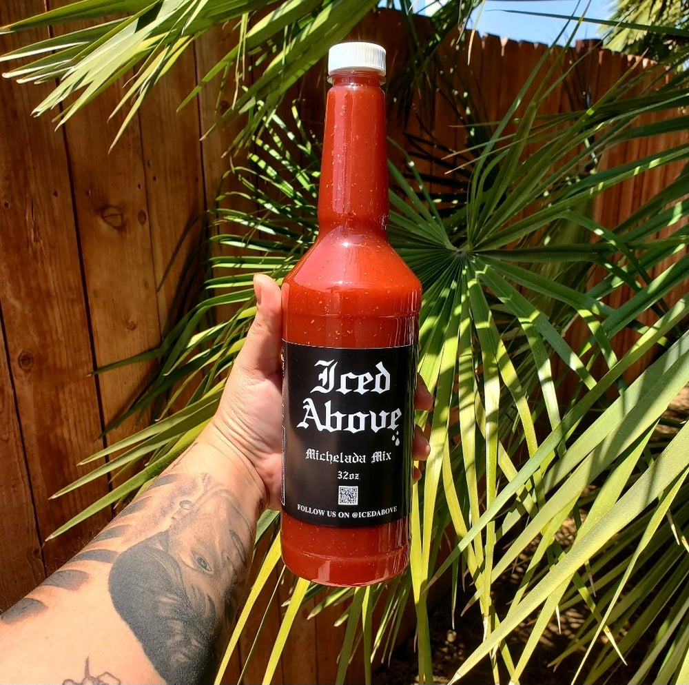 Image of Iced Above 32oz Michelada Mix