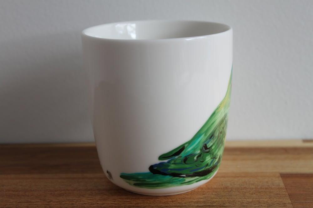 Swift Parrot Mug